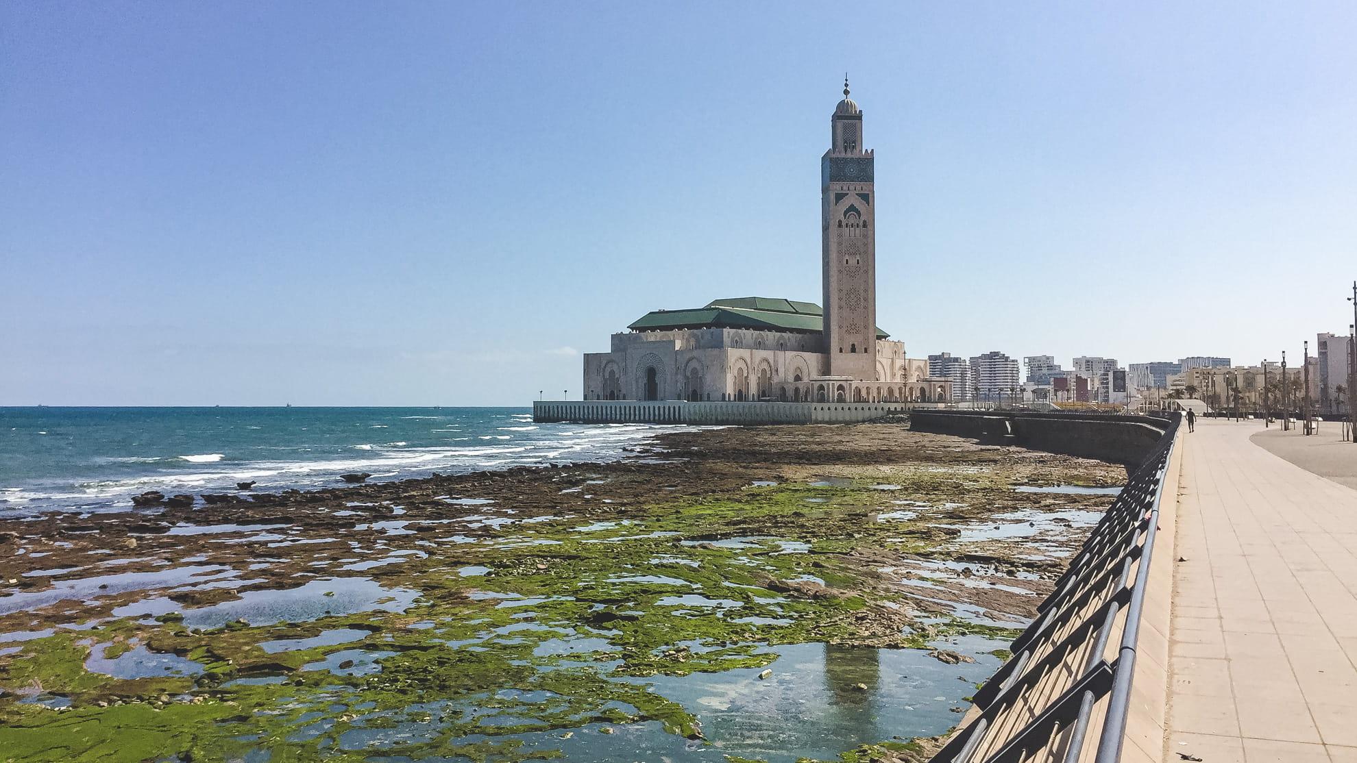 Casablanca, Maroko - Andyho Cestopisy