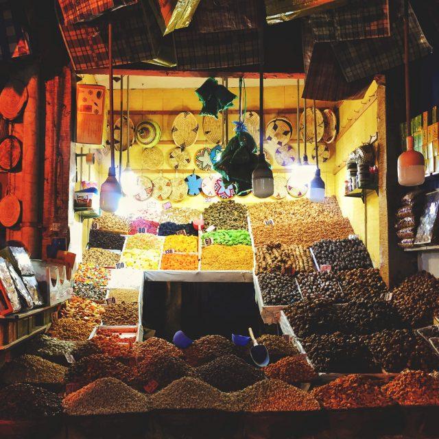 Marrákeš, Maroko - Andyho Cestopisy