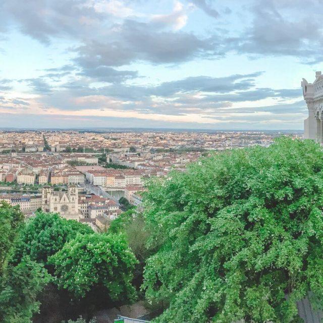 Město Lyon, Francie - Andyho Cestopisy