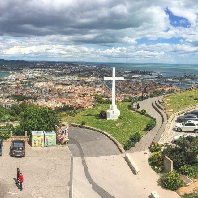 Séte - přímořské městečko na jihu Francie - Andyho cestopisy