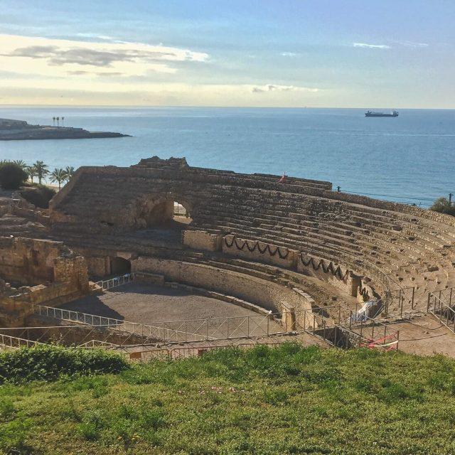 Tarragona, Španělsko - Andyho Cestopisy