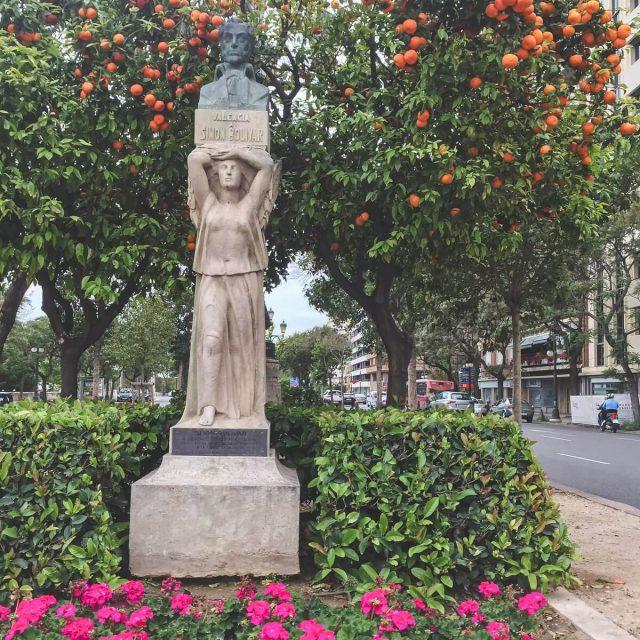 Valencie, Španělsko - Andyho Cestopisy