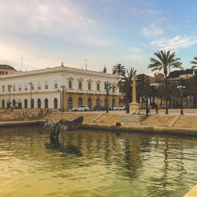 Cartagena, Španělsko - Andyho Cestopisy