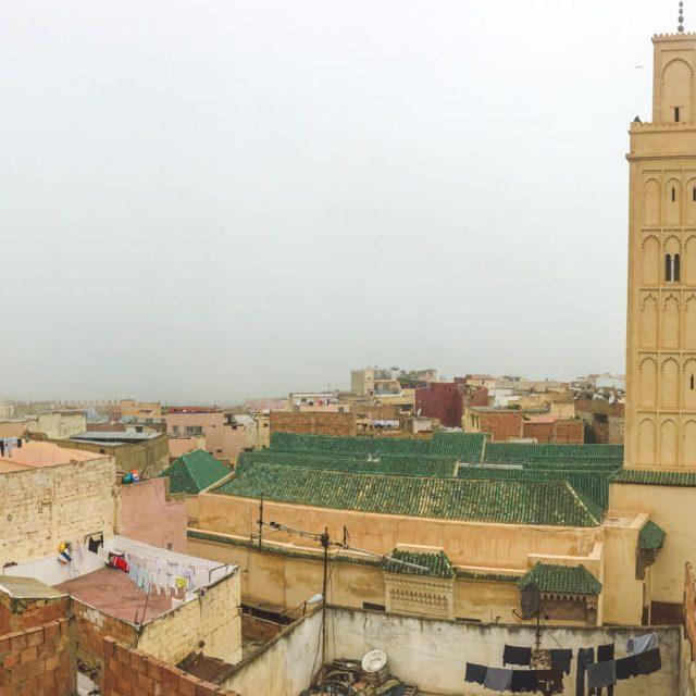 Meknes, Maroko - Andyho Cestopisy