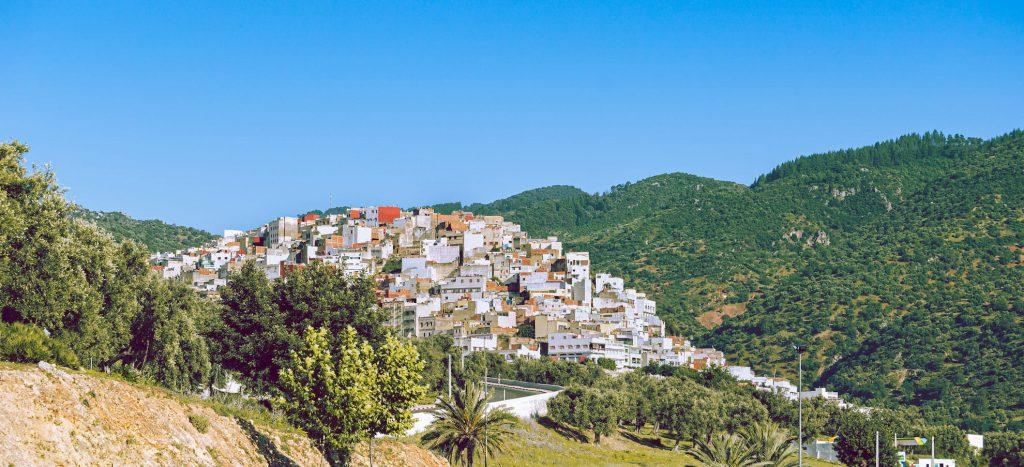 Maroko - Andyho Cestopisy