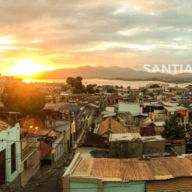 Santiago de Cuba - Kuba - Andyho Cestopisy