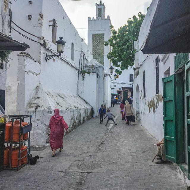 Tetouan, Maroko - Andyho Cestopisy