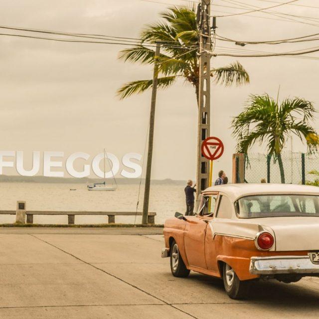 Cienfuegos Kuba - Andyho Cestopisy