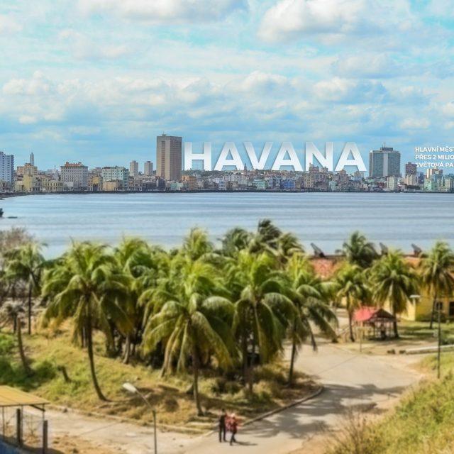Havana, Kuba - Andyho Cestopisy