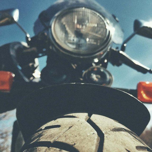 Andyho Cestopisy - Motorkou na Saharu