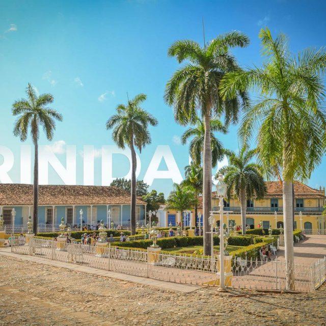 Trinidad - Kuba - Andyho Cestopisy